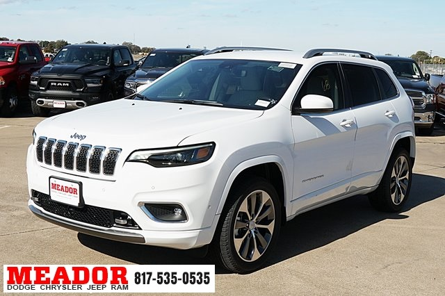 Jeep Cherokee Overland >> New 2019 Jeep Cherokee Overland With Navigation