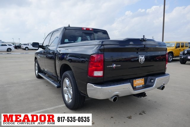 Pre Owned 2016 Ram 1500 Lone Star