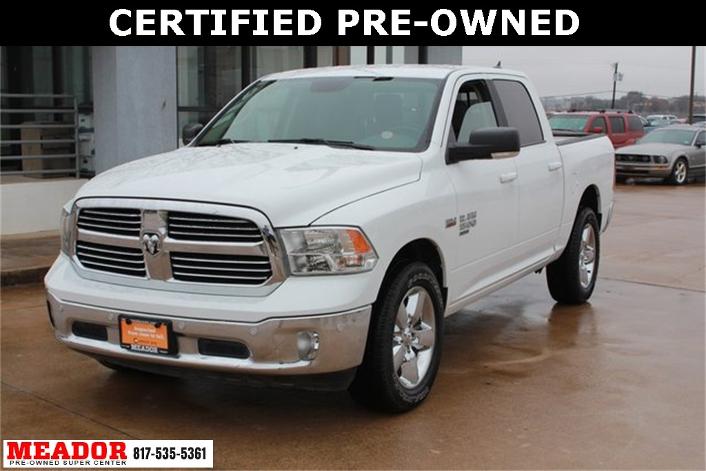 Certified Pre-Owned 2019 Ram 1500 Classic SLT