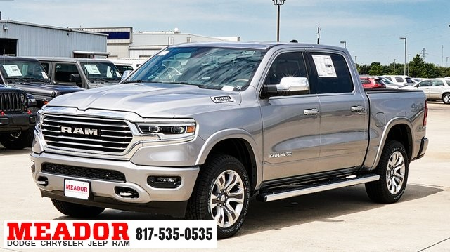 New 2020 Ram 1500 Laramie Longhorn With Navigation 4wd