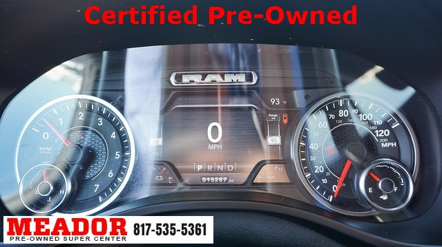 Certified Pre-Owned 2019 Ram 1500 Big Horn/Lone Star