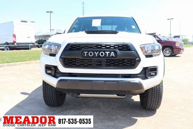 Pre-Owned 2017 Toyota Tacoma TRD Pro
