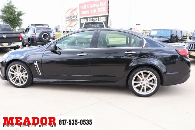 Pre-Owned 2014 Chevrolet SS Base