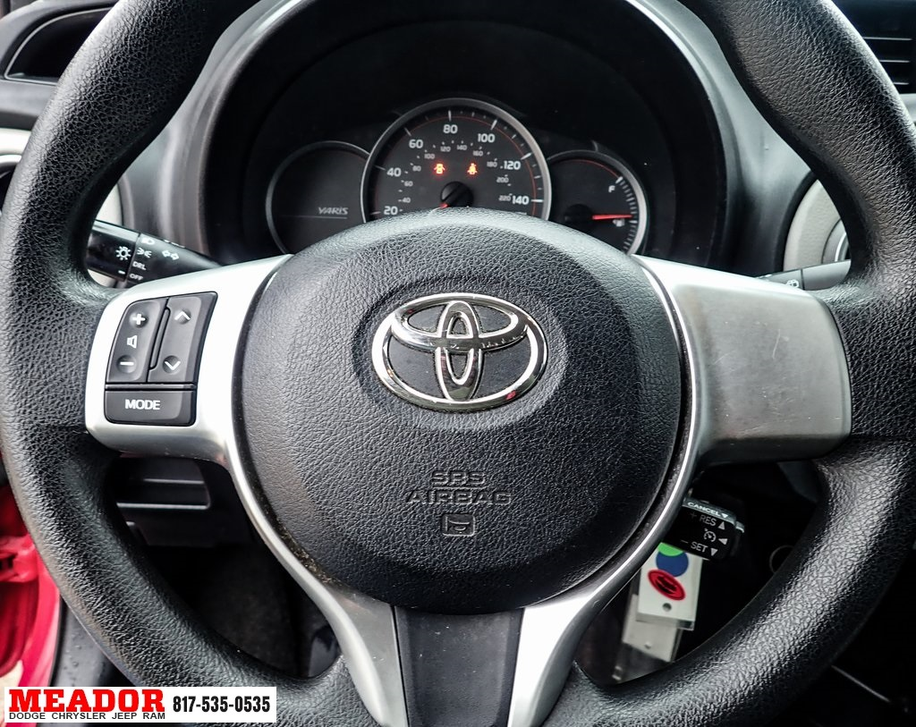 Pre-Owned 2014 Toyota Yaris SE