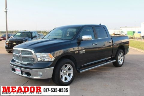 Pre-Owned 2018 Ram 1500 Lone Star 4X4 Crew Cab
