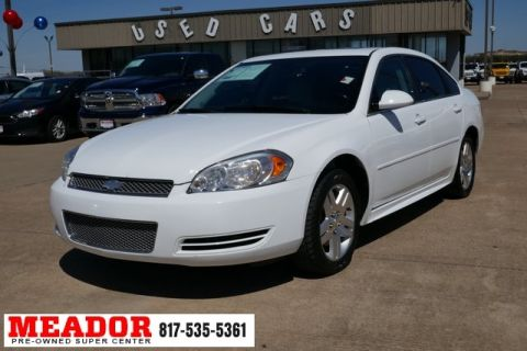 Pre-Owned 2014 Chevrolet Impala Limited LT